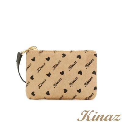 KINAZ-奔馳草原手拿零錢包-小小馬系列