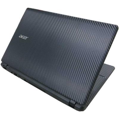 EZstick ACER Aspire ES1-311 Carbon黑色立體紋機身保護膜