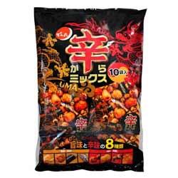 天六 辣味什錦豆果子(10袋入)(260g)