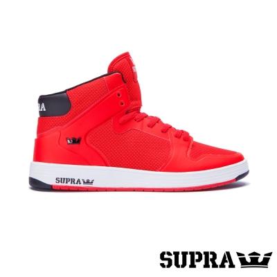 SUPRA Vaider 2.0系列男鞋-紅/黑/白