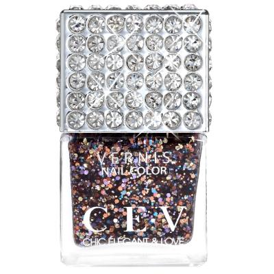 CEV超釉光極緻指彩-742 繽紛派對 指甲油 15mL