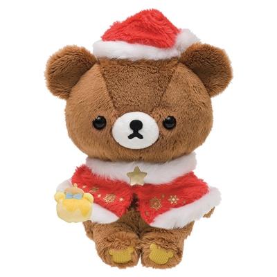 拉拉熊2016聖誕節店舖限定版毛絨公仔。蜂蜜小熊