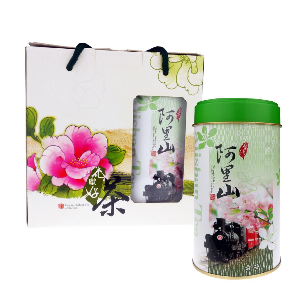 【幸福流域-富春齋】阿里山高山茶(300g)