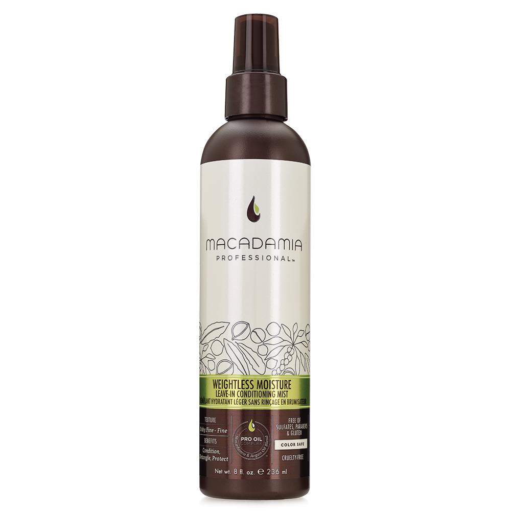 Macadamia Professional 瑪卡奇蹟油 輕柔護髮噴霧236ml