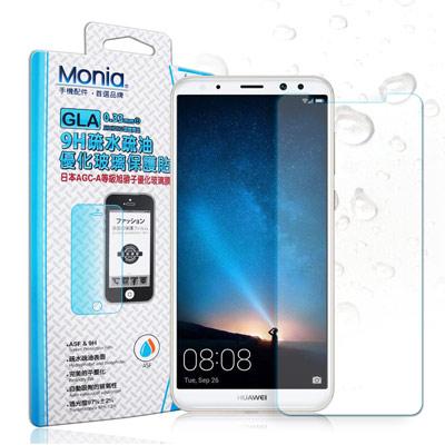 MONIA HUAWEI nova 2i 日本頂級疏水疏油9H鋼化玻璃膜