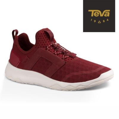 TEVA 美國 男 Arrowood Swift Lace 輕量休閒鞋 (朱紅)