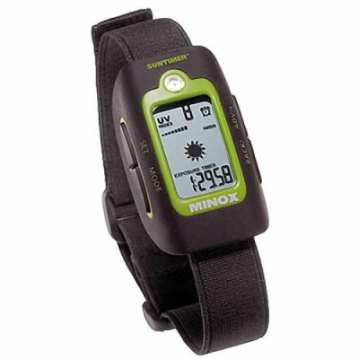 MINOX SUNTIMER紫外線測驗錶