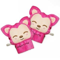 USB 可愛動物造型保暖手套