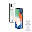 [無卡分期-12期] AirPods組合-Apple iPhone X 256G 5.8吋