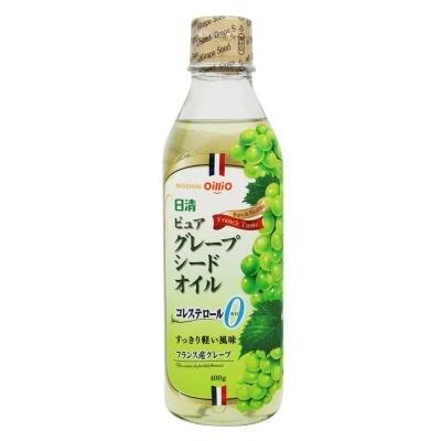 日清 葡萄籽油(400公克)