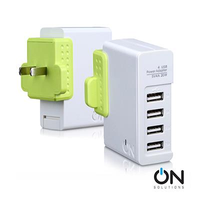 Traveller 多國旅行USB分享充電組