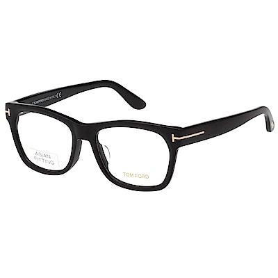 TOM FORD 時尚光學眼鏡 (黑色)TOF5468F