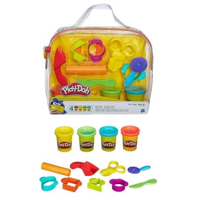培樂多Play-Doh 創意DIY黏土 入門創作遊戲組 B1169 (3Y+)