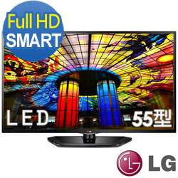 [福利品]LG 55吋Smart LED液晶電視