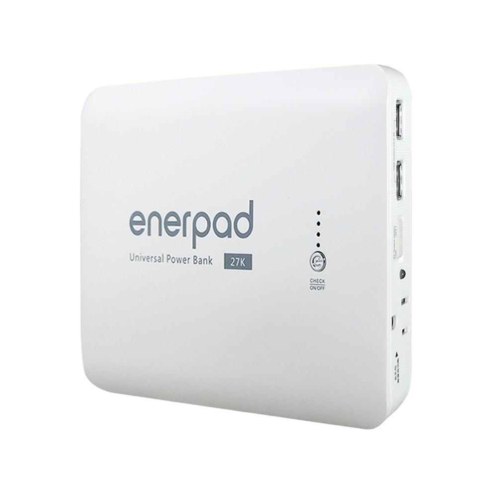 enerpad 攜帶式直流電 / 交流電行動電源 AC27KW