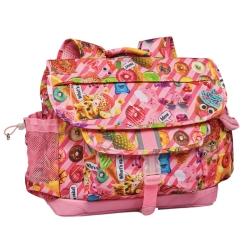 美國Bixbee - 彩印系列粉粉甜想大童輕量舒壓背書包