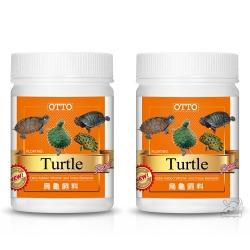 OTTO 奧圖 烏龜條狀飼料 180g x 2