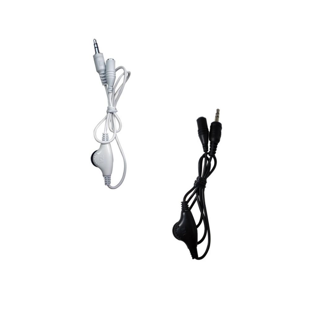 Trio Audio耳機專用線控延長線AVC-PL-209(二入)