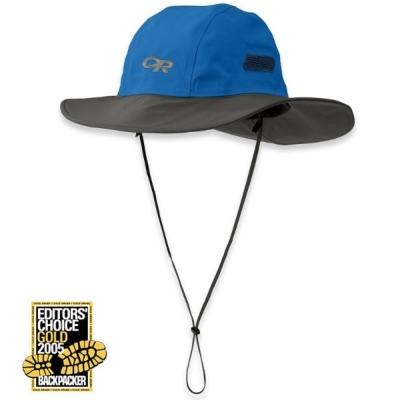 【美國 Outdoor Research】Sombrer 防水透氣大盤帽_亮藍