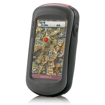 GARMIN Oregon 550t 全功能照相掌上型GPS衛星導航