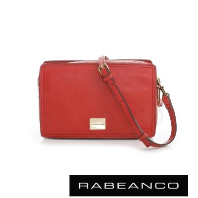 RABEANCO 心系列幸福方塊包 - 紅