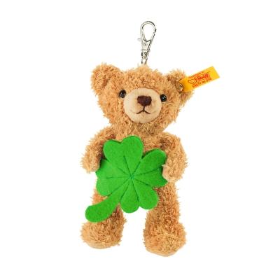 STEIFF德國金耳釦泰迪熊 - Lucky Charm Keyring (經典吊飾)