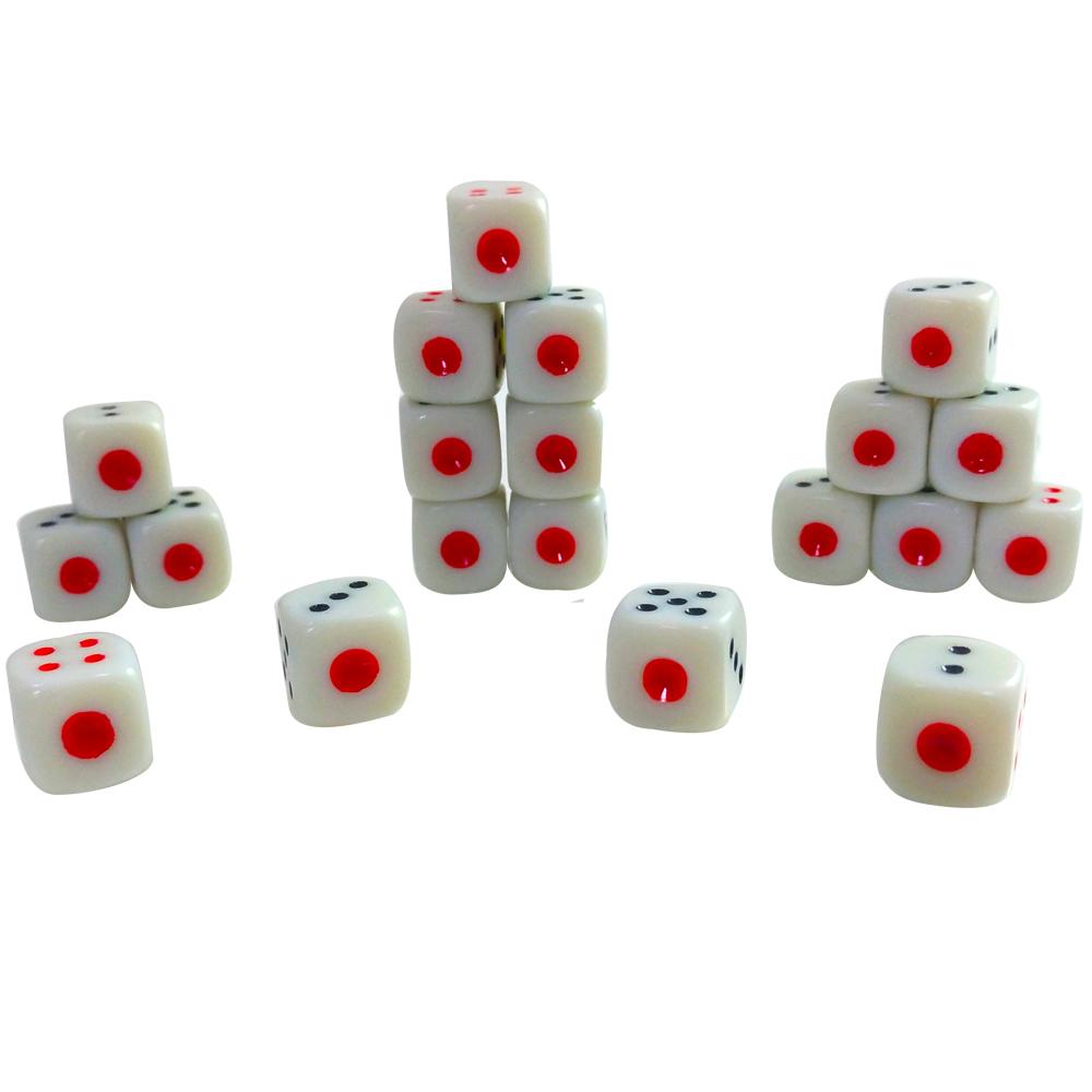 《凡太奇》1號骰子20入 /博弈/桌遊/過年/新年 - 快速到貨