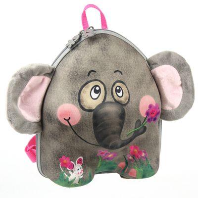 德國okiedog 兒童3D動物造型後背包_大象