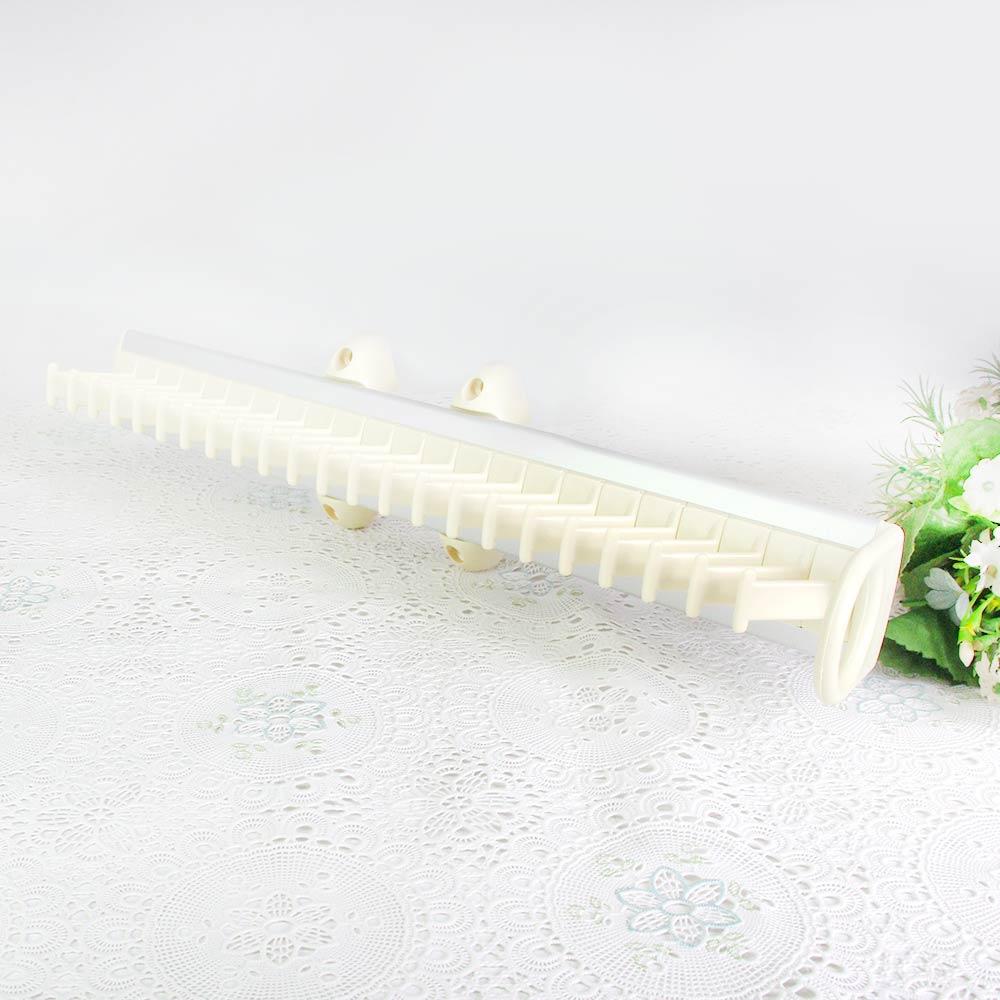 歐奇納 OHKINA 側拉式領帶架/絲巾架x2組(小)