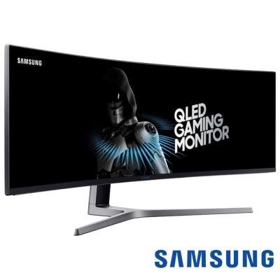 SAMSUNG C49HG90DME 49型32:9曲面電腦螢幕