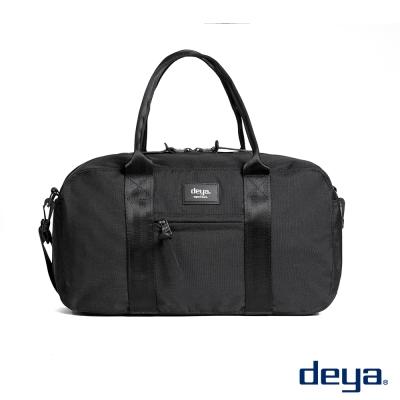 deya 後背包 馬德里輕旅行袋 黑色
