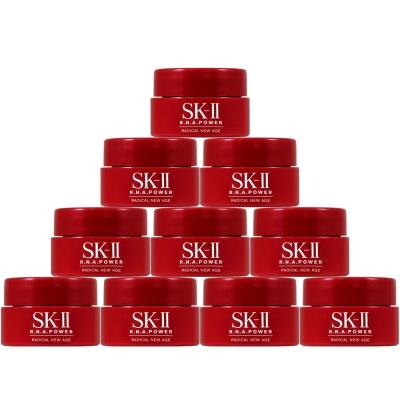 SK-II R.N.A超肌能緊緻活膚霜(2.5g)*10