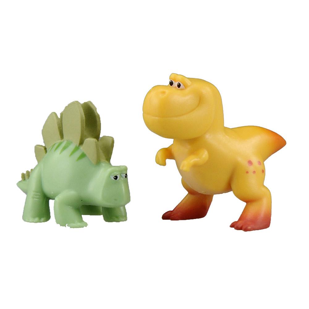 恐龍當家 - Q版 小奈&威爾