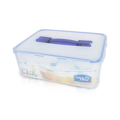 樂扣樂扣 CLASSICS系列手提保鮮盒/長方形4.8L (8H)