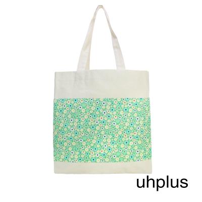 uhplus Twin Pocket 輕提袋-小雛菊