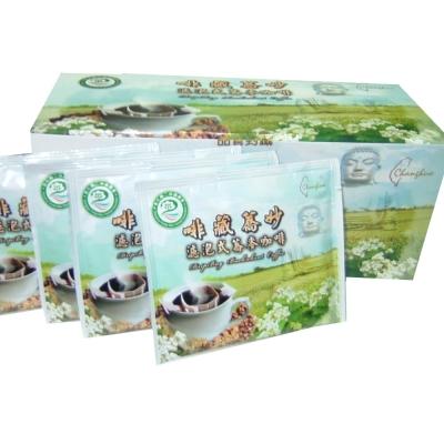 二林 濾泡式蕎麥咖啡(20入/盒)共3盒