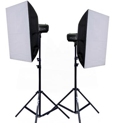 Piye t專業攝影棚雙燈組合 ( PK230G )