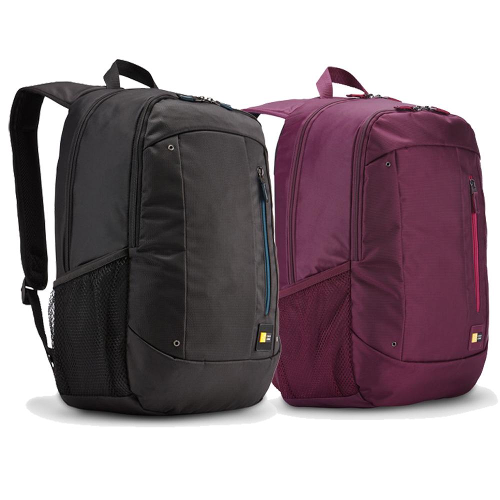 美國Case Logic 15.6吋筆電/10.1吋平板雙肩後背包WMBP-115