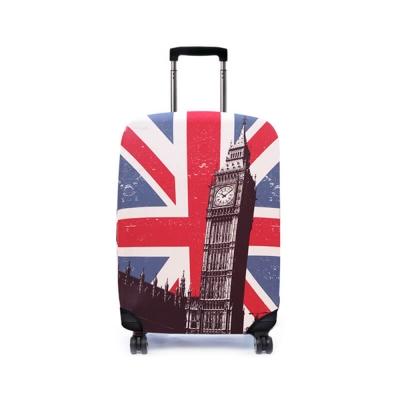 Bibelib 行李箱套 -英國大笨鐘(適用26-31吋行李箱)