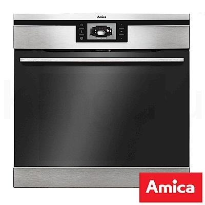 Amica 波蘭進口 EBI-81074 AA 崁入式12種行程三層玻璃3D立體旋風烤箱