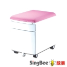 SingBee欣美 伴讀活動櫃(三色)-39.6X54X53cm