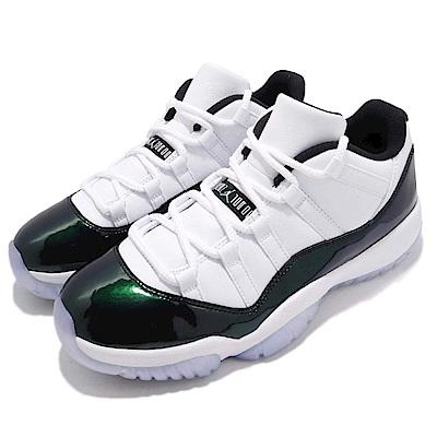 Nike 休閒鞋 Air Jordan 11代 低筒 男鞋