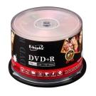 E-books 國際版 16X DVD+R 50片桶