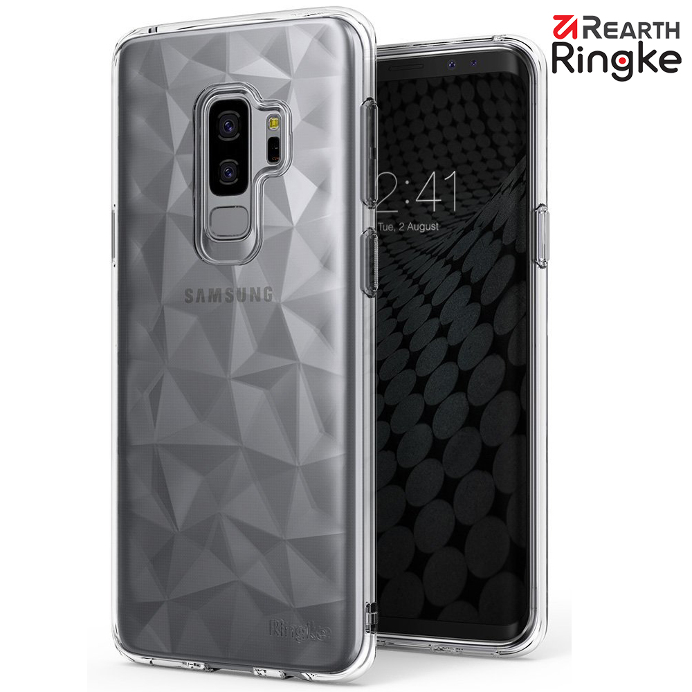 Ringke Galaxy S9 Plus AIR PRISM 3D水晶設計超薄手機殼