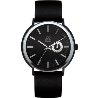 ZOOM Reflection  7131  映像概念多功能設計錶-黑色/ 44 mm
