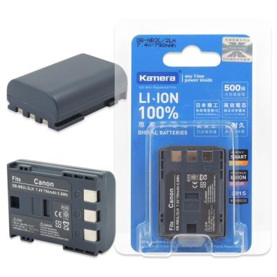 Kamera 佳美能 For Canon NB-2L/NB-2LH 高容量鋰電池