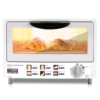 HITACHI日立-10公升定時油切小烤箱-HTO-A1T