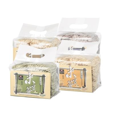 村家味 米豆簽麵4袋(600g/包)
