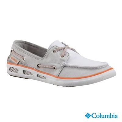 【美國Columbia哥倫比亞】水陸兩用鞋-女-淺灰(UBL26220FL)