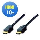 曜兆DIGITUS HDMI 1.4a圓線10公尺typeA